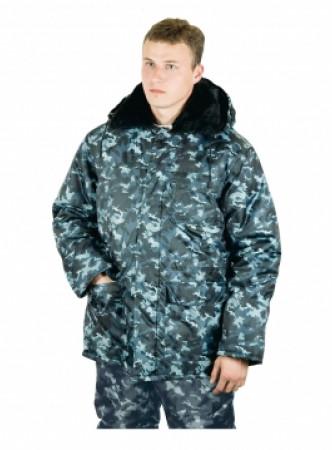 Куртка утепленная КМФ «Метель 1»